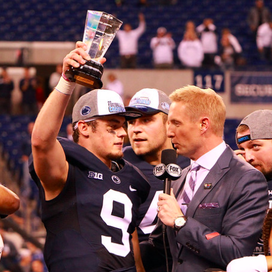 Penn State Athletes: BTN Set for Penn State Day on Tuesday