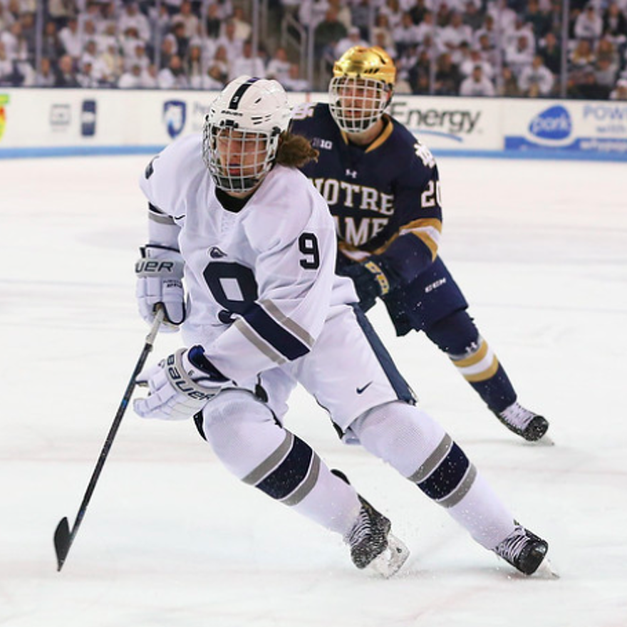 Penn State Hockey: Limoges Captain, Talvitie and DeNaples Named Alternates for 2020-21 Season