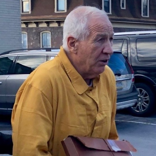 Sandusky Again Seeking New Trial