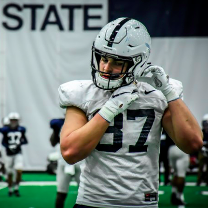 Penn State Football: Pat Freiermuth Finding New Ways to Learn While at Home