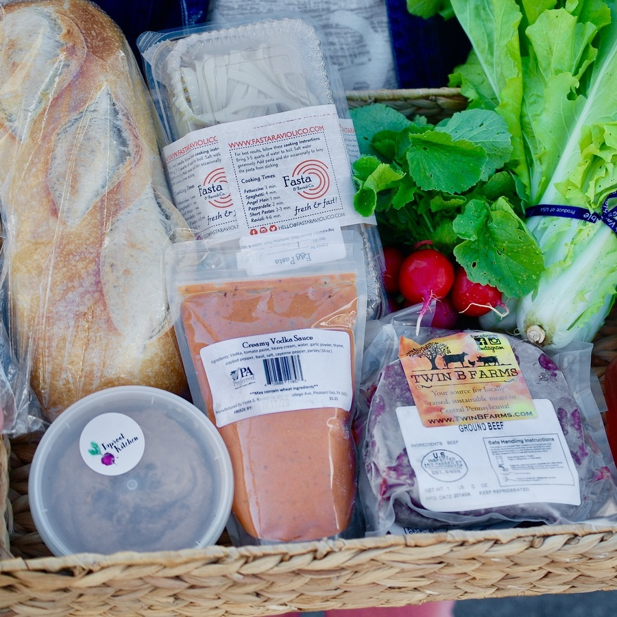 Farmers Market Subscription Service Offers New Way to Get Farm-Fresh Food and Local Goods