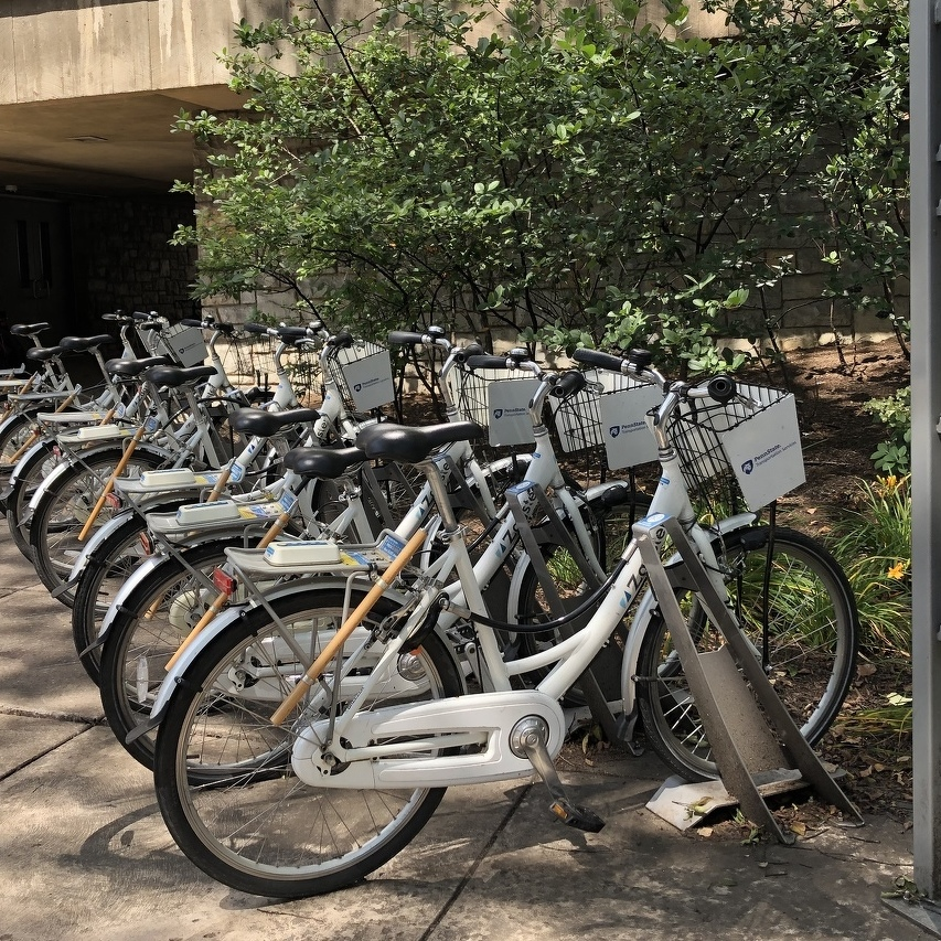 Zagster Ends Bike-Share Service at Penn State, State College