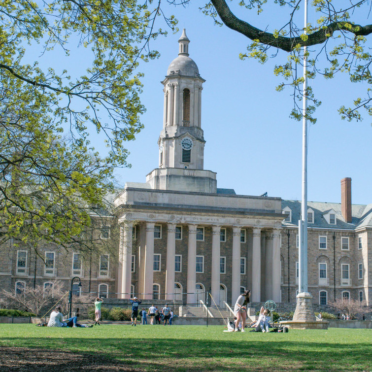 Penn State Considering Bringing 'Select Student Groups' Back to Campus This Summer