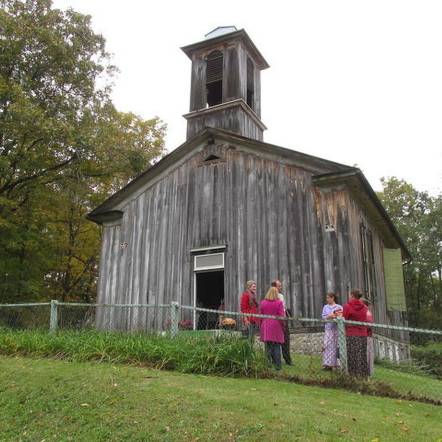 Historic Penns Valley Church Prepared for Extensive Repair Work