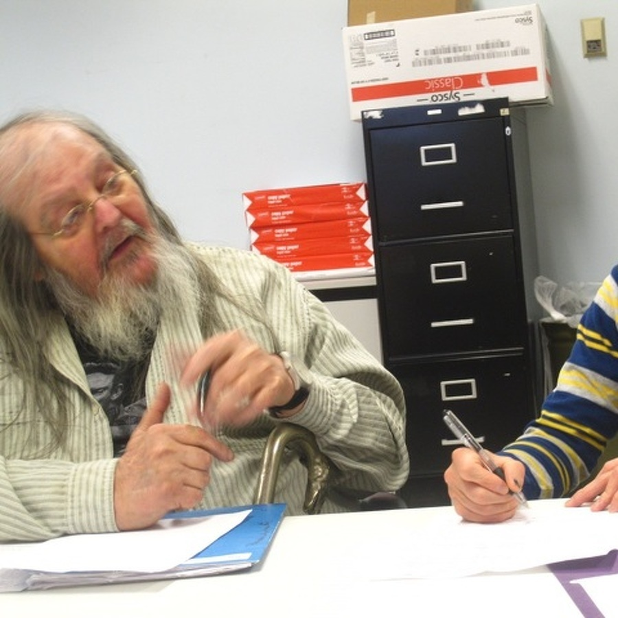 From Elderly Residents to At-Risk Youth, Ridgelines Language Arts Empowers Under-Heard Voices