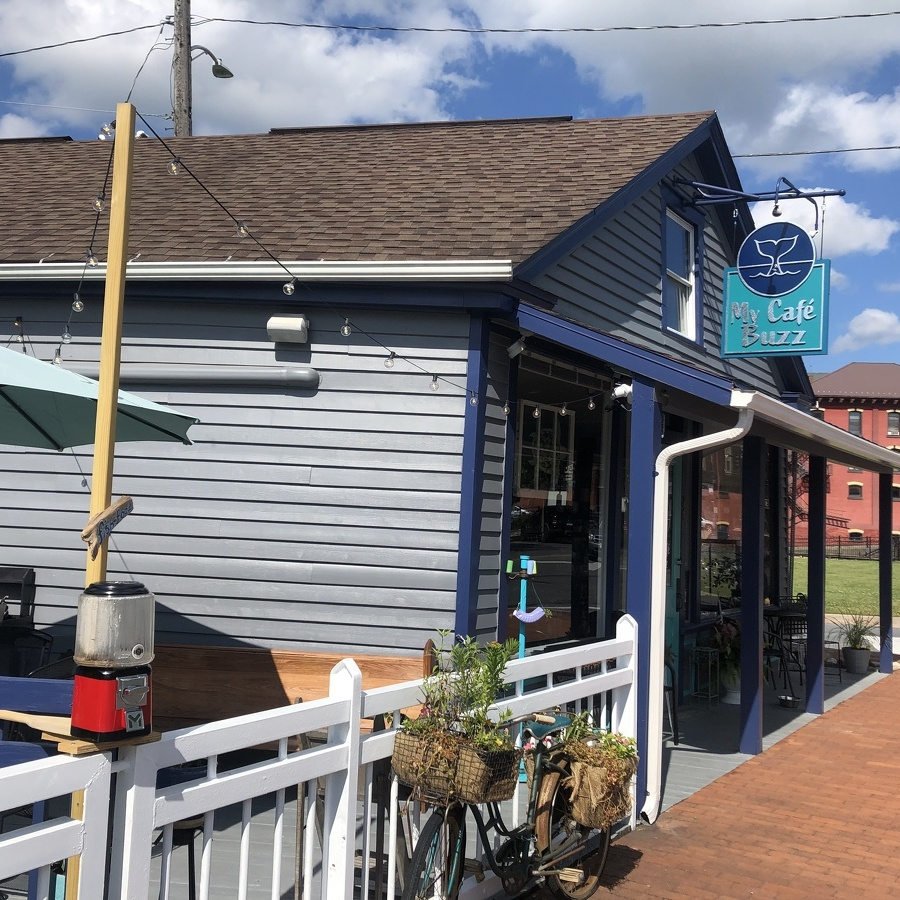 My Café Buzz Brings a New Menu and Beachy Atmosphere to Downtown Bellefonte Restaurant