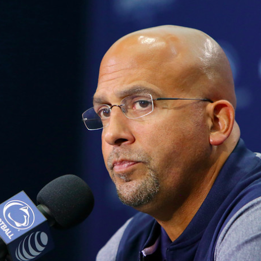 Amid COVID-19 Concerns, James Franklin Will Reportedly Be Away from Family During Season to Keep Youngest Daughter Safe