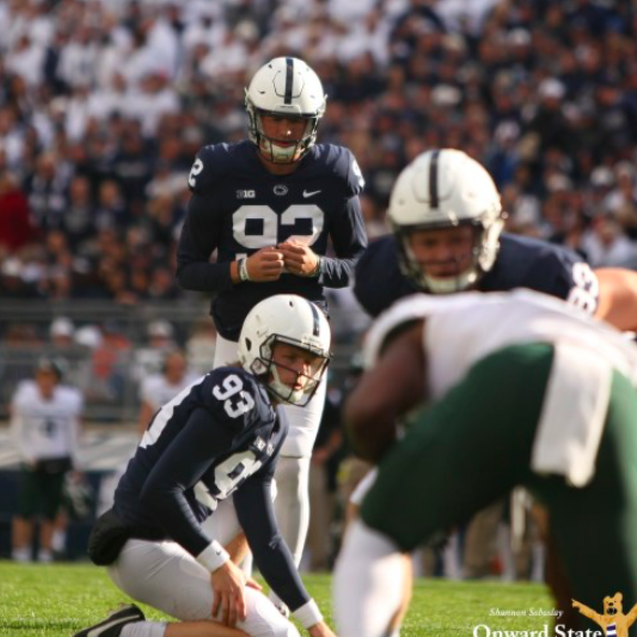 Penn State Football: Pinegar Kept Swinging The Leg While Under Quarantine