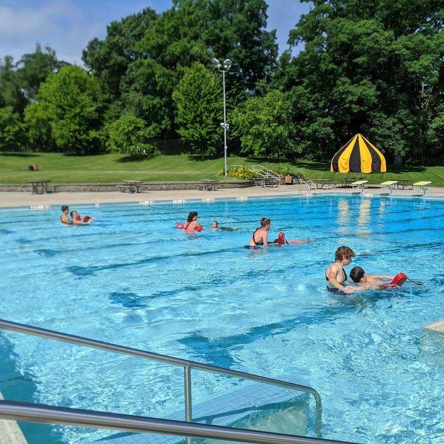 CRPR Offers More Details on Pool Openings