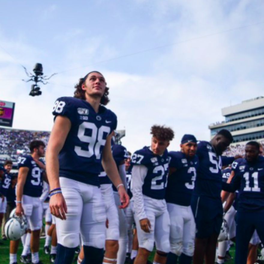 Penn State Football: Stout Ready to Do a Bit of Everything