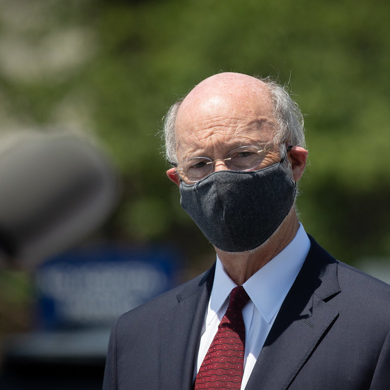 Masks Now Mandatory in All Public Places in Pa., Gov. Wolf Says
