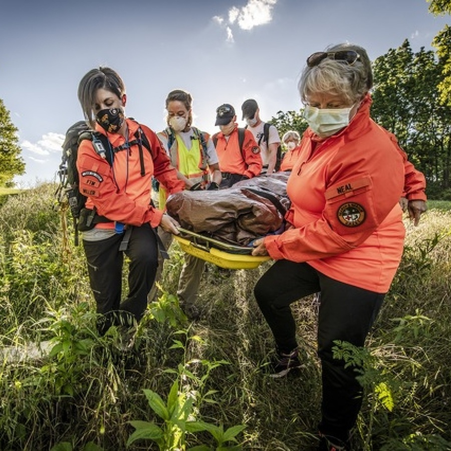 CREST Volunteers Are Trained to Help Lost or Injured Hikers, Bikers and Hunters – but That's Not All They Do