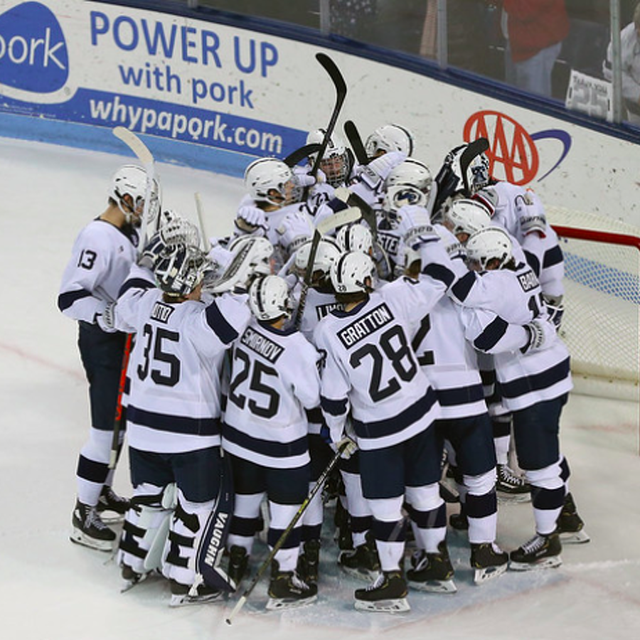 Penn State Hockey: Nashville Clash with North Dakota Postponed Until 2021 Season