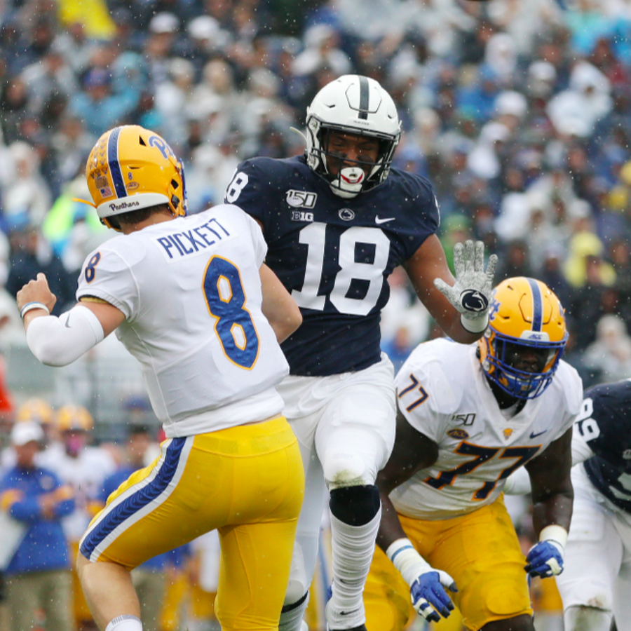 Penn State Football: Parsons And Toney Named To Nagurski Watch List