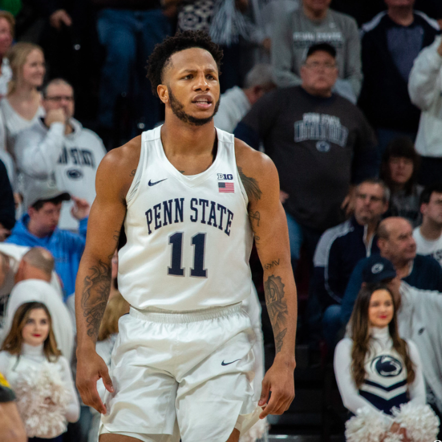 Penn State Basketball: Lamar Stevens Receives NBA Draft Combine Invitation
