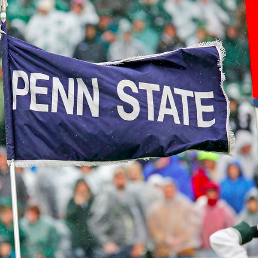 Penn State Reports 8 Positive COVID-19 Tests Among Student-Athletes
