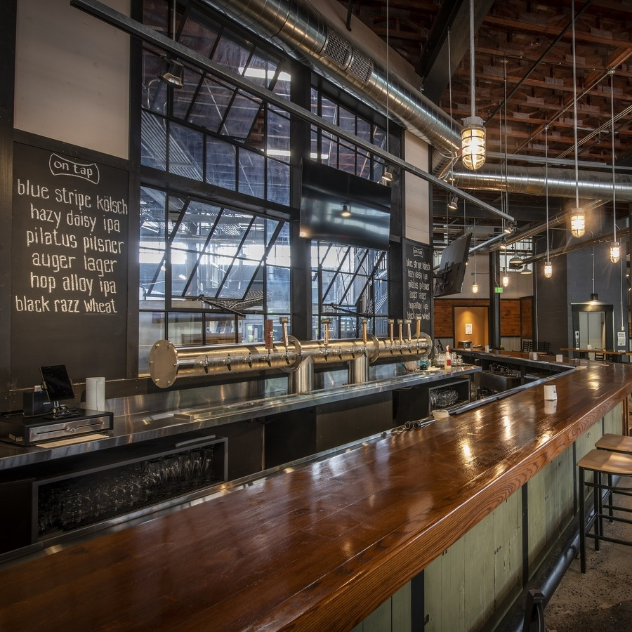 Industrial Evolution: Axemann Brewery's spacious new home brings a former metal factory back to life in Bellefonte