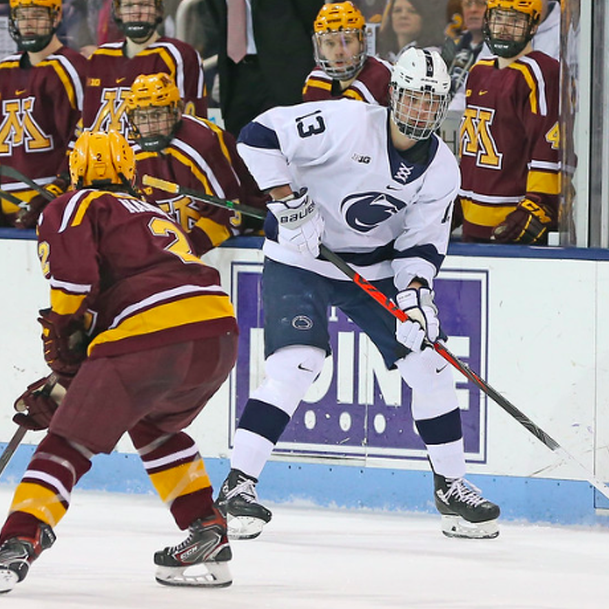 Penn State Hockey: Pavlychev Signs One-Year Deal In AHL