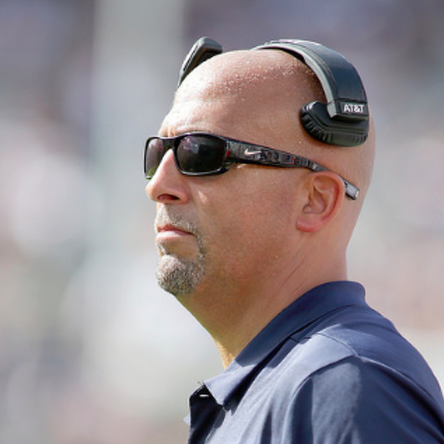 Penn State Football: As Nittany Lions Come in at No. 7 in AP Poll, Franklin Thinks of What Could Have Been