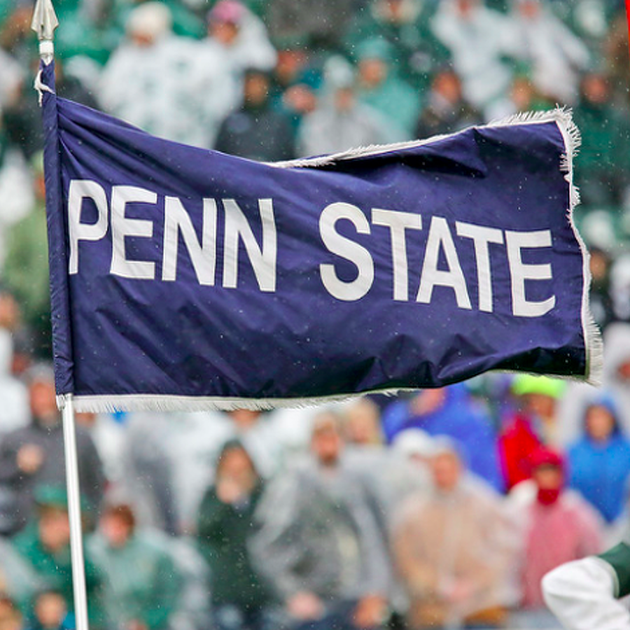 Penn State Athletics Reports 1 Positive Following Latest Round of COVID-19 Testing