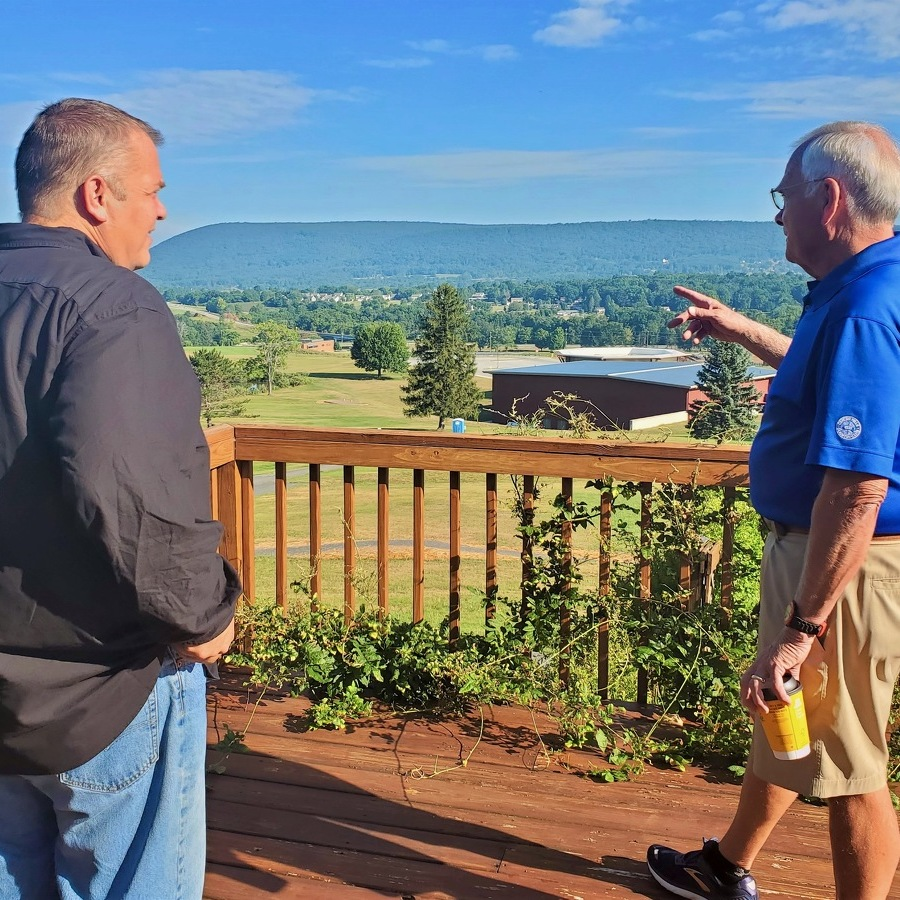 Community Panel Offers Hope for Happy Valley's Future