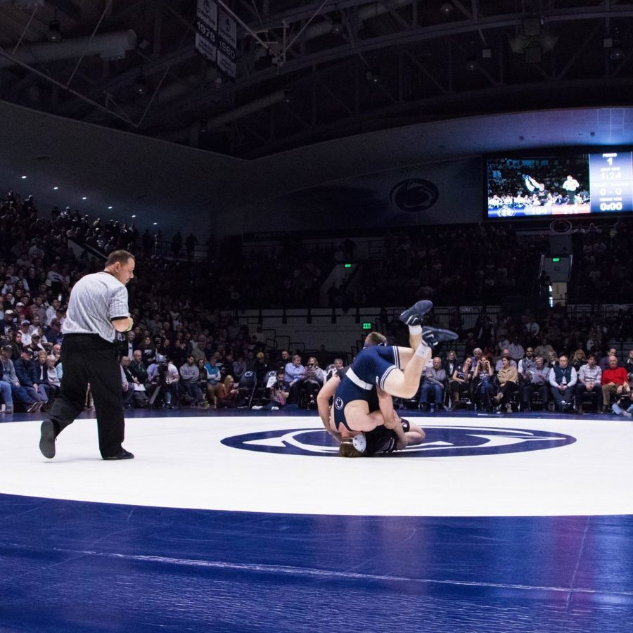 Penn State Wrestling Adds Nation's No. 2 Recruit to 2021 Class