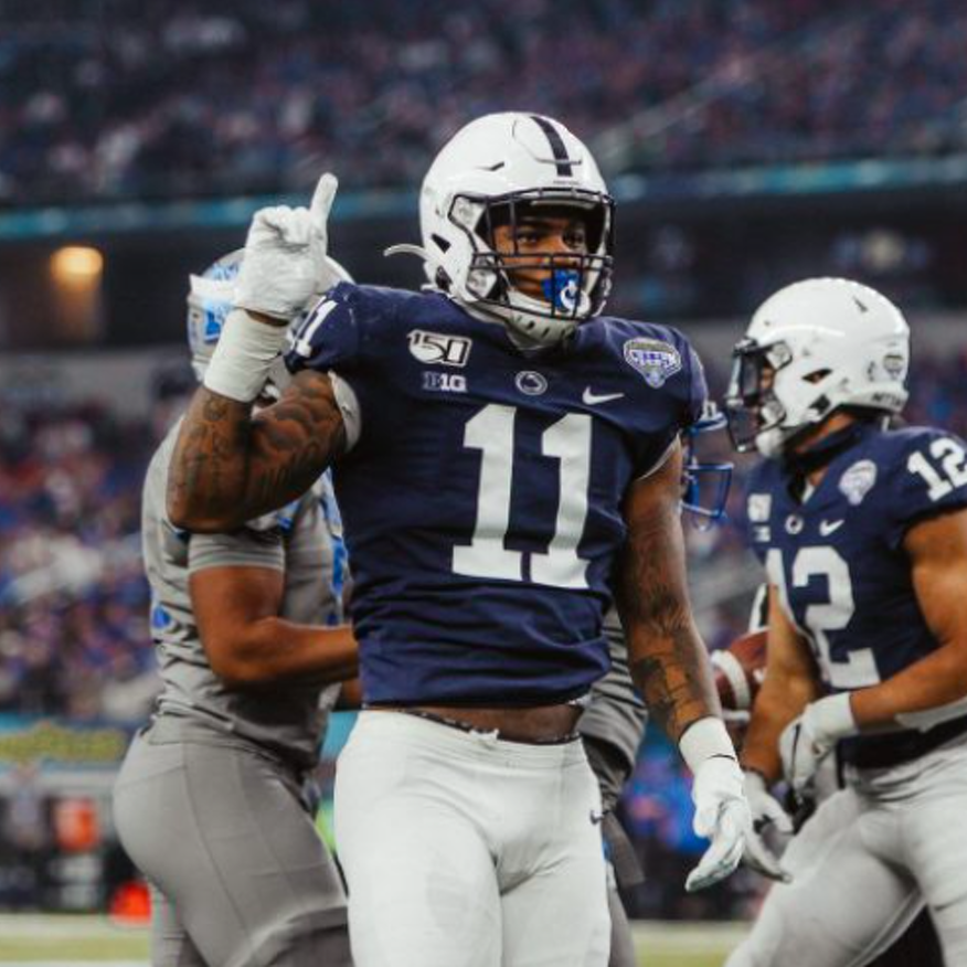 Penn State Football: Franklin Talks Potential Micah Parsons Return