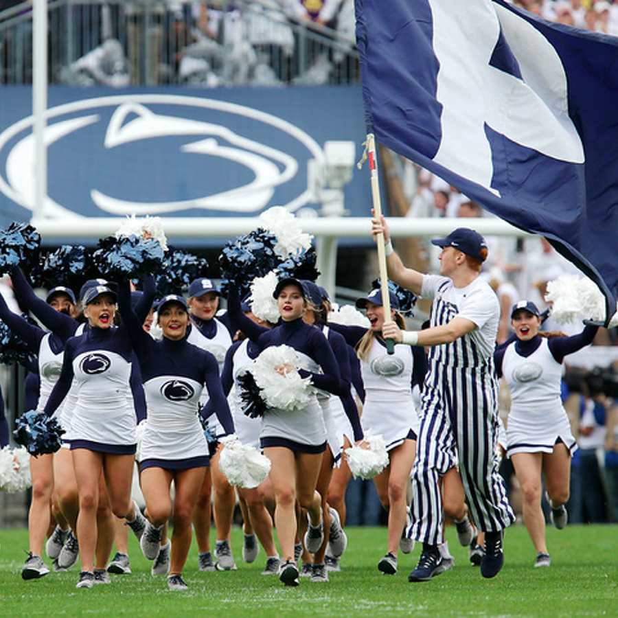 Penn State Football Opens at Indiana, Hosts Ohio State Week 2 in New Big Ten Schedule