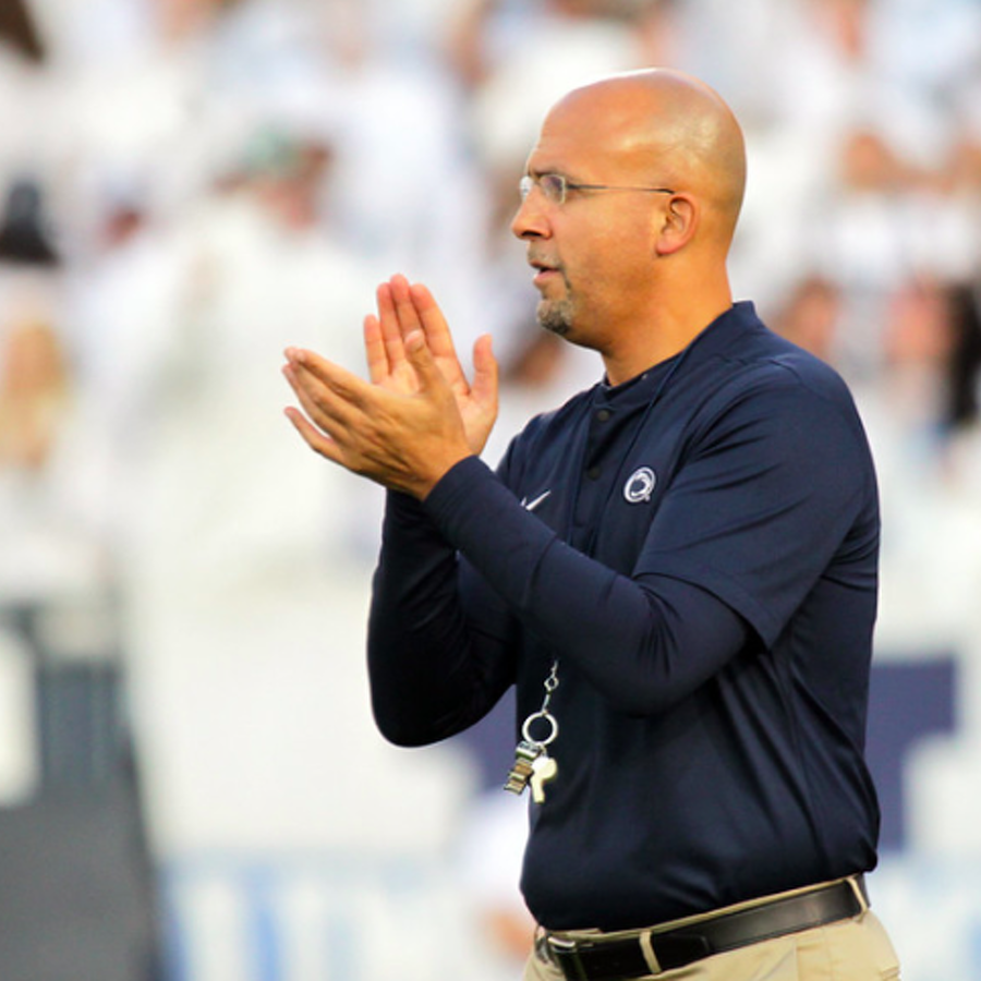 Penn State Football Has Plan for Social Messaging This Season as Franklin Talks Voting and Change