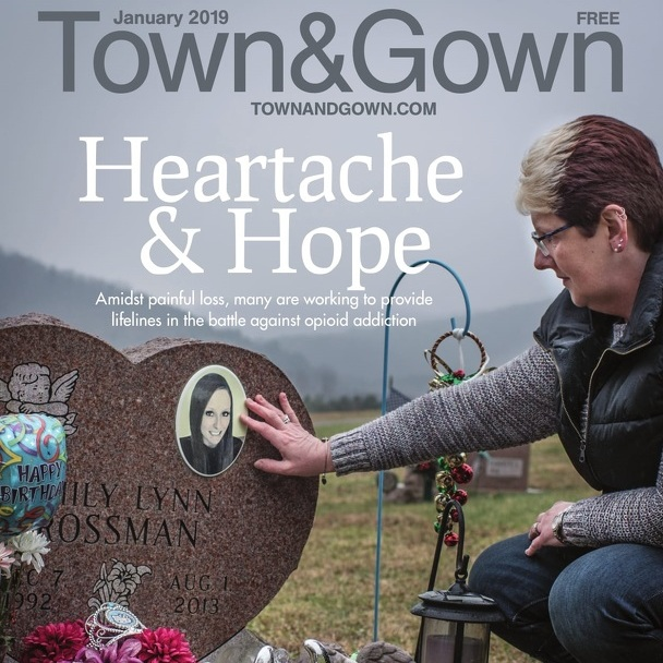 Heartache and Hope: The opioids crisis is hitting all too close to home in Centre County, but many are working to provide lifelines