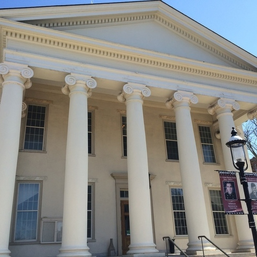 Centre County Courthouse in Need of New Sound System