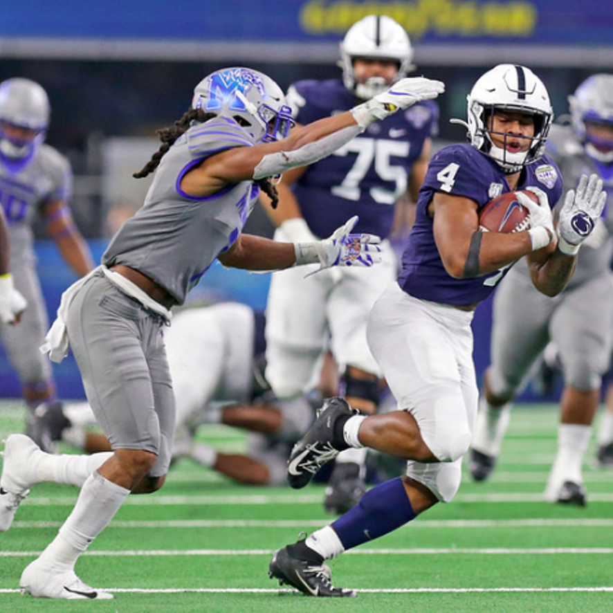 Penn State Football: Running Back Journey Brown May Miss 2020 Season Due to Medical Condition