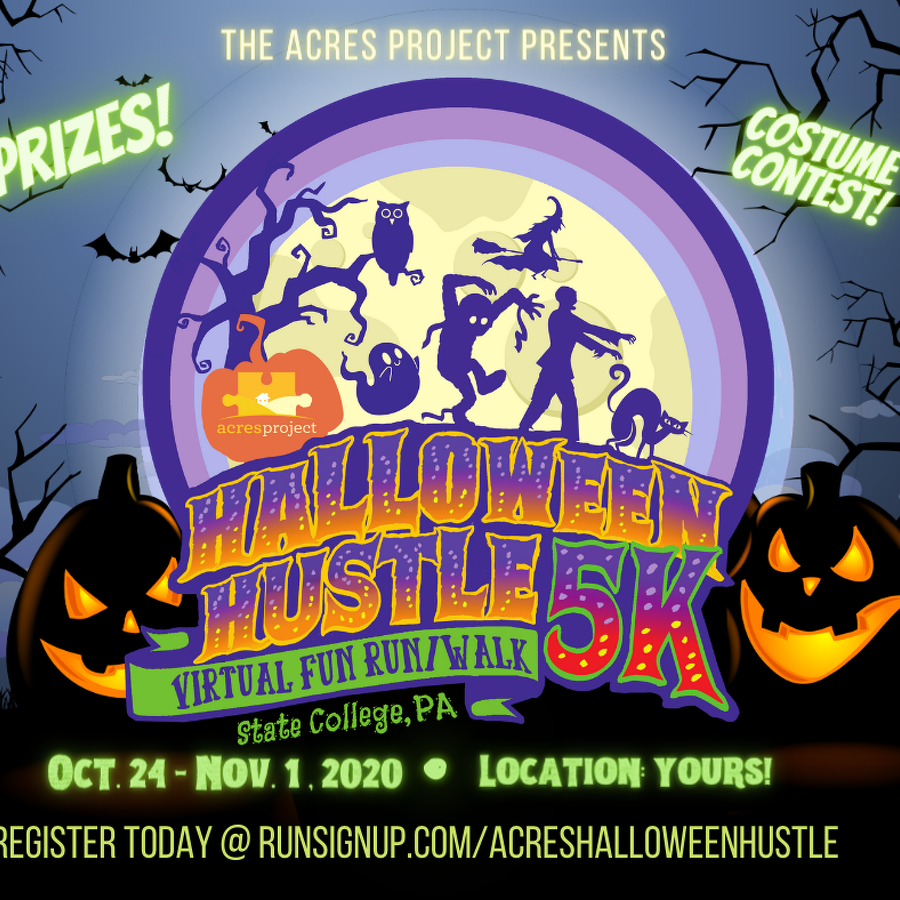 Community Spotlight: Halloween Hustle 5k Supports the ACRES Project