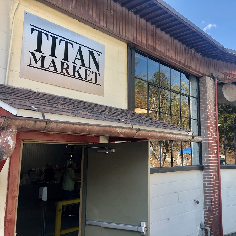 Titan Market Offers New Year-Round Place to Shop from Local Vendors