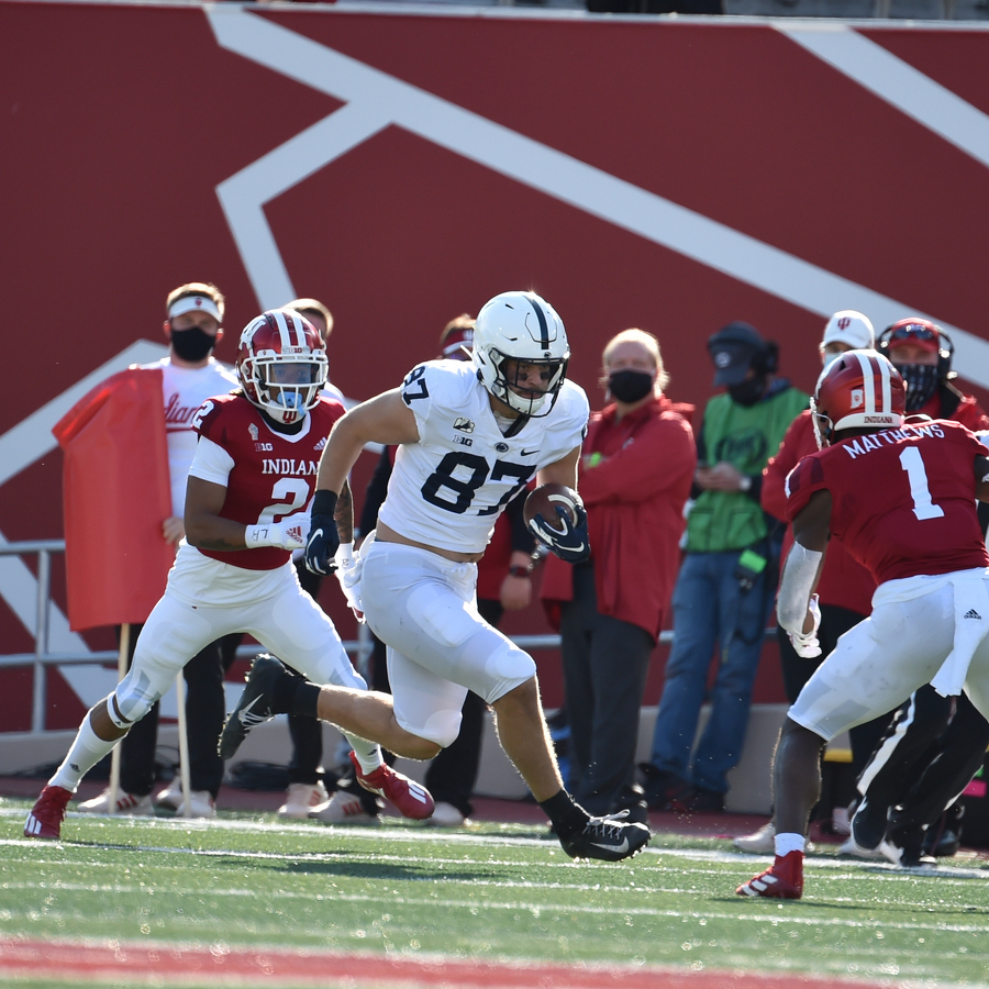 Penn State Football Drops Overtime Heartbreaker at Indiana