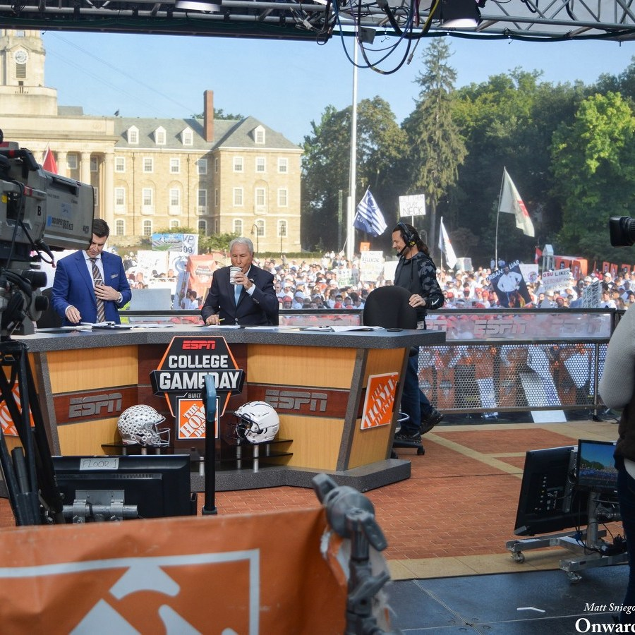 ESPN's College GameDay Returning to Happy Valley for Penn State-Ohio State