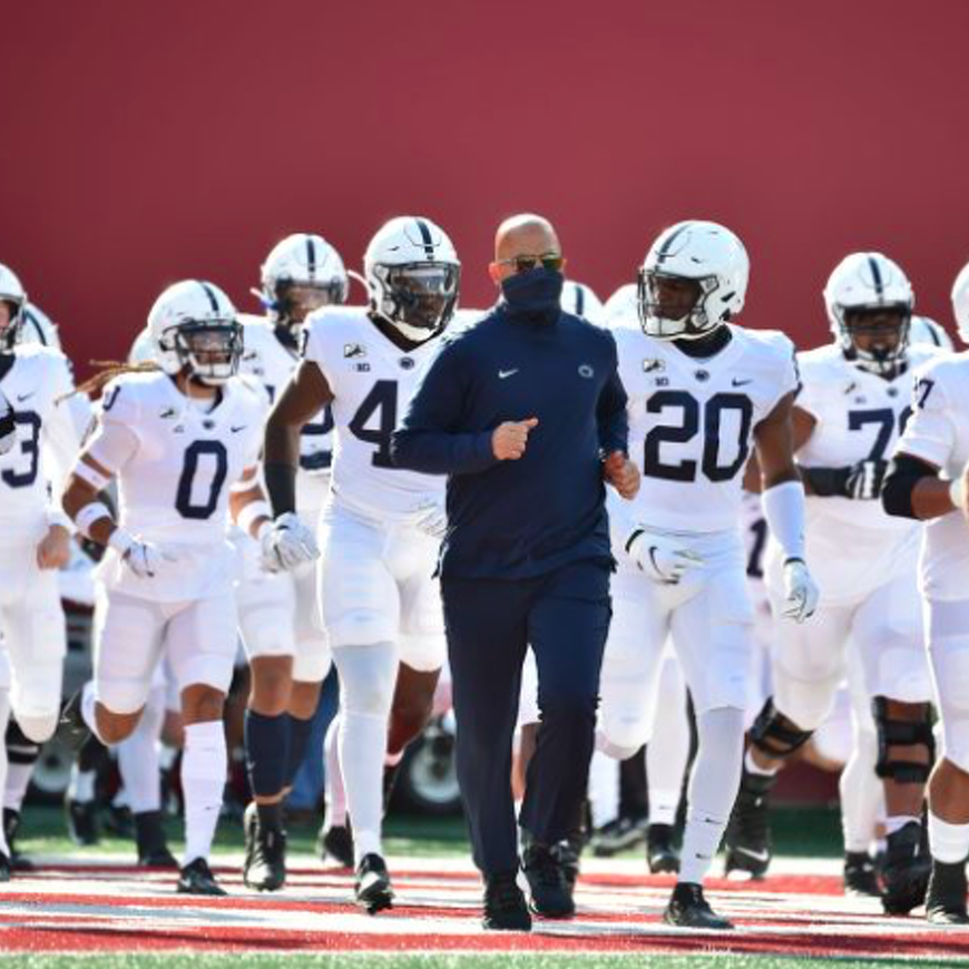 Penn State Football: Nittany Lions Looking For Balance Between Explosive Plays And Clock Control