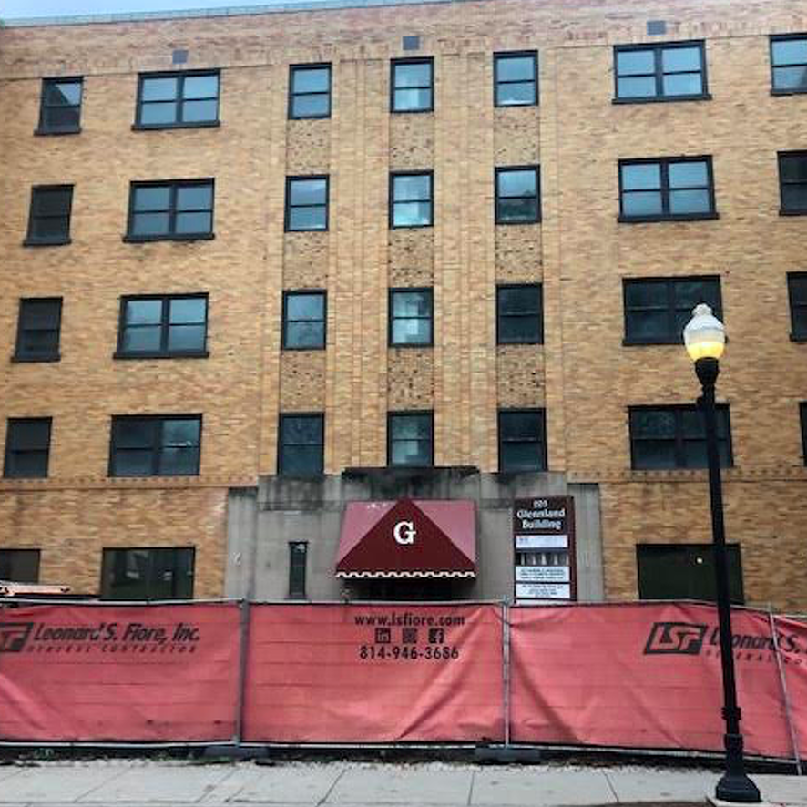 Opening Date Set for Scholar Hotel in Glennland Building