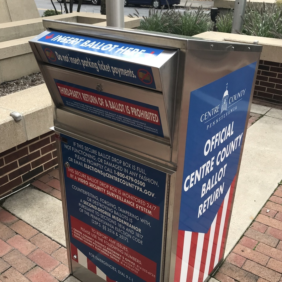 What to Know About Election Day in Centre County