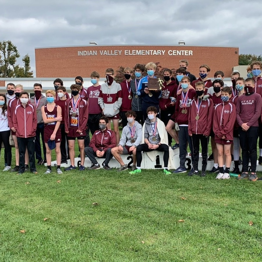 State High Cross Country Runners Excel Despite Challenges