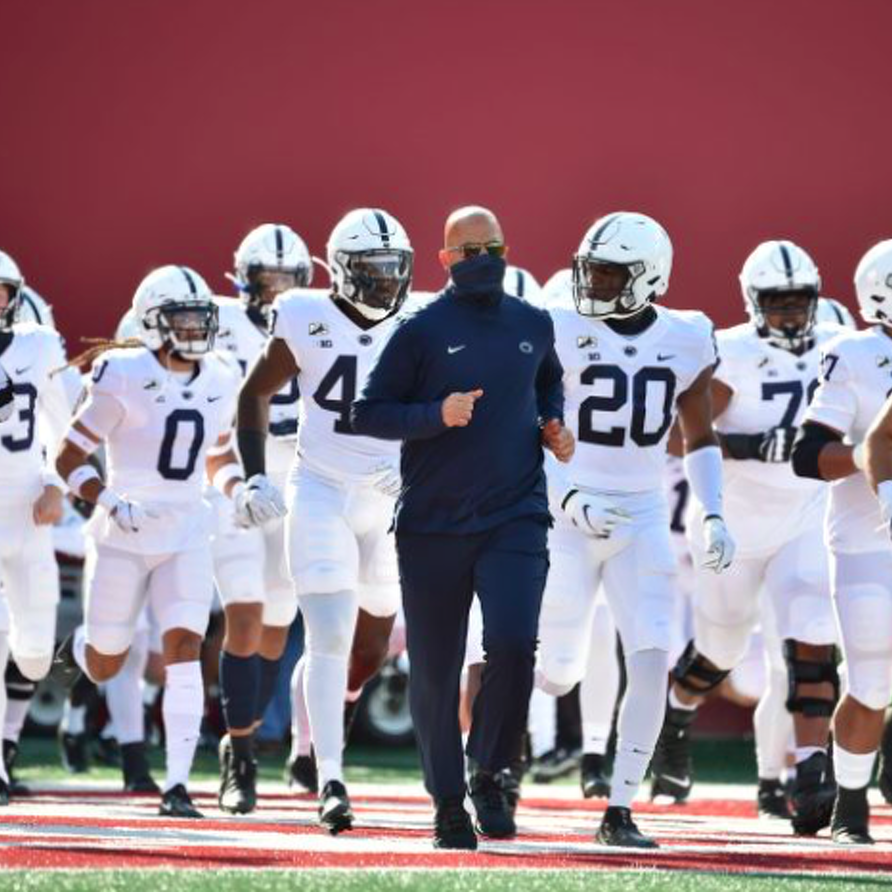 Penn State Football Meets in Person, Hoping to Spark Season After 0-3 Start