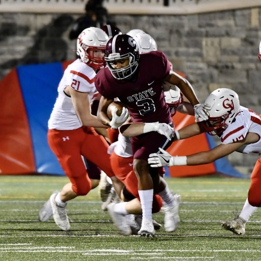 State College to Close Season Against Hollidaysburg