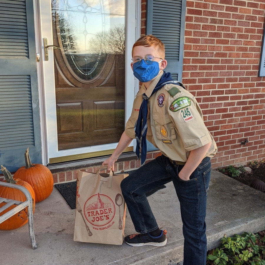 Scouting for Food Looks to Help Those in Need During a Difficult Time