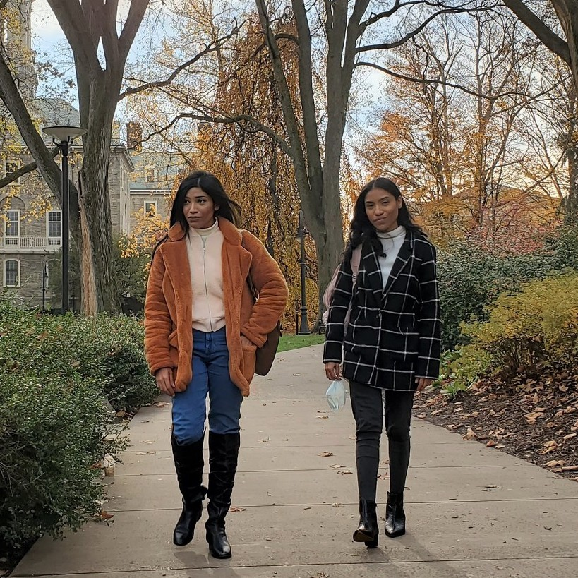 Penn State Law's Colombian Twins: Doubling Down on Issues of Social Justice