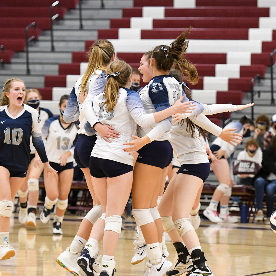 Philipsburg-Osceola Volleyball Advances to State Championship for First Time