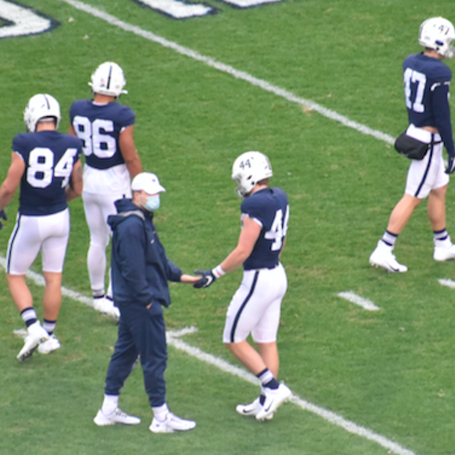 Penn State Football: Freiermuth to Miss Remainder of Season Following Surgery