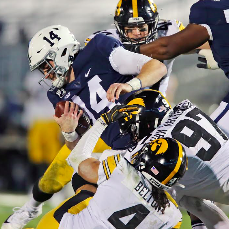 Penn State Football: Handing Out the Grades Following Penn State's Loss to Iowa