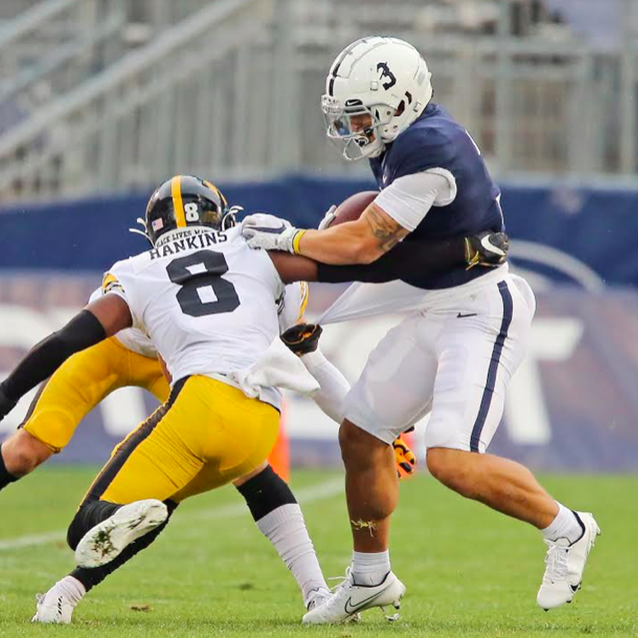 Penn State Football: Michigan Game Set for Noon Kick on ABC