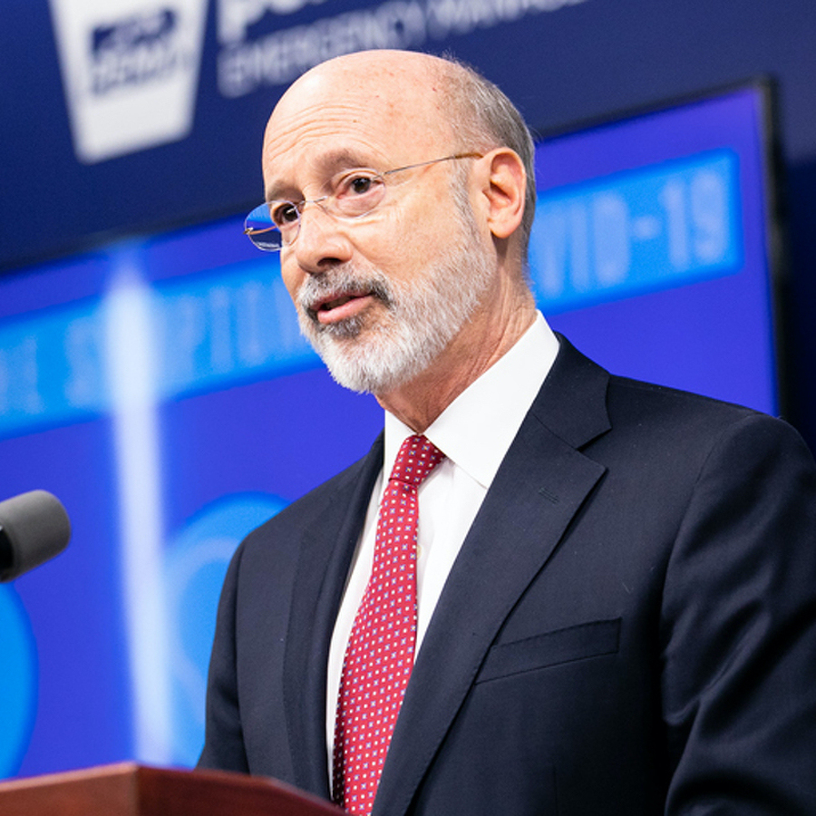 Wolf Says Pennsylvania Bars and Restaurants Must End Alcohol Sales at 5 p.m. on Thanksgiving Eve
