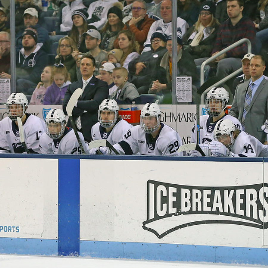 Penn State Hockey: Nittany Lions Get Shots But Not Goals In Loss To Wisconsin